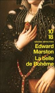 La série Nicholas Bracewell d'Edward Marston est une série d'enquêtes liées à une troupe de comédiens dans l'Angleterre élisabethaine.